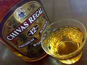 The Chivas and Chivas Regal names have been recognized as well known trademarks